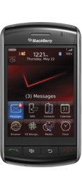 BlackBerry Storm 9530 Black (Verizon)
