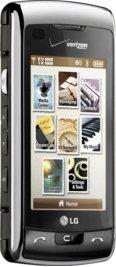 LG enV Touch VX11000 Black (Verizon)
