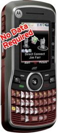 Motorola Clutch i465 Red (Nextel)