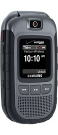 Samsung Convoy u640 Black (Verizon)
