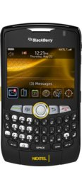 BlackBerry Curve 8350i No Camera Black (Nextel)