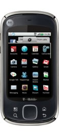 Motorola Cliq XT with MOTOBLUR (T-Mobile)