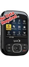 LG Remarq Silver (Sprint)