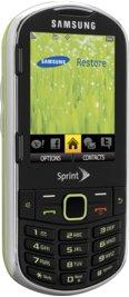 Samsung Restore Green (Sprint)