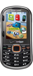 Samsung Intensity II Deep Gray (Verizon)