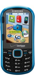 Samsung Intensity II Metallic Blue (Verizon)