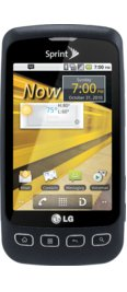 LG Optimus S Gray (Sprint)
