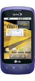LG Optimus S Purple (Sprint)