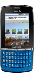 Samsung Replenish Blue (Sprint)