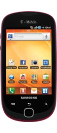 Samsung Gravity SMART Berry Red (T-Mobile)