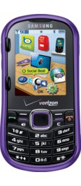 Samsung Intensity II Purple (Verizon)