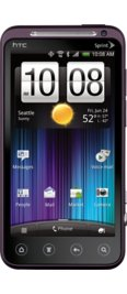 HTC EVO 3D 4G Plum (Sprint)
