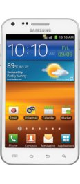 SAMSUNG GALAXY S II WHITE (Sprint)