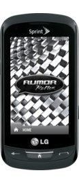 LG Rumor Reflex Titanium (Sprint)