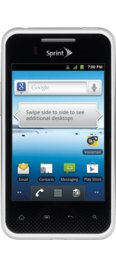 LG Optimus Elite - White (Sprint)
