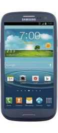 Samsung Galaxy S III with 16GB Blue (Verizon)
