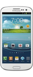 Samsung Galaxy S III with 32GB White (Verizon)