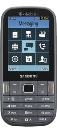 Samsung Gravity TXT Charcoal Yellow (T-Mobile)