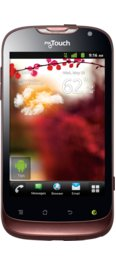T-Mobile myTouch - Red (T-Mobile)