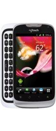 T-Mobile myTouch Q - White (T-Mobile)