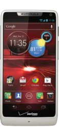 DROID RAZR M by Motorola White (Verizon)