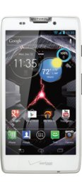 DROID RAZR HD by Motorola White (Verizon)