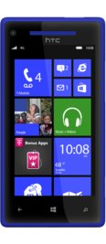 Windows Phone 8X by HTC Blue 4G (T-Mobile)