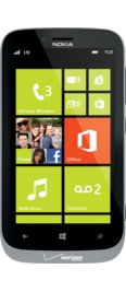 Nokia Lumia 822 Grey - 4G LTE (Verizon)