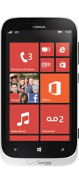 Nokia Lumia 822 White (Verizon)