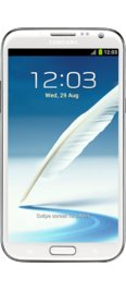 Samsung Galaxy Note II White (Verizon)