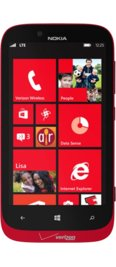Nokia Lumia 822 Red - 4G LTE (Verizon)