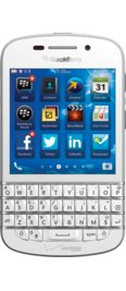 BlackBerry Q10 White (Verizon)