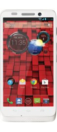 DROID MINI by MOTOROLA - White (Verizon)