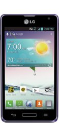 LG Optimus F3 - Purple (Sprint)