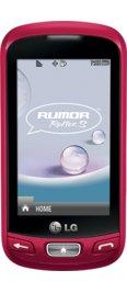 LG Rumor Reflex S Red (Sprint)