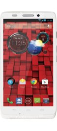 DROID ULTRA by MOTOROLA - White (Verizon)